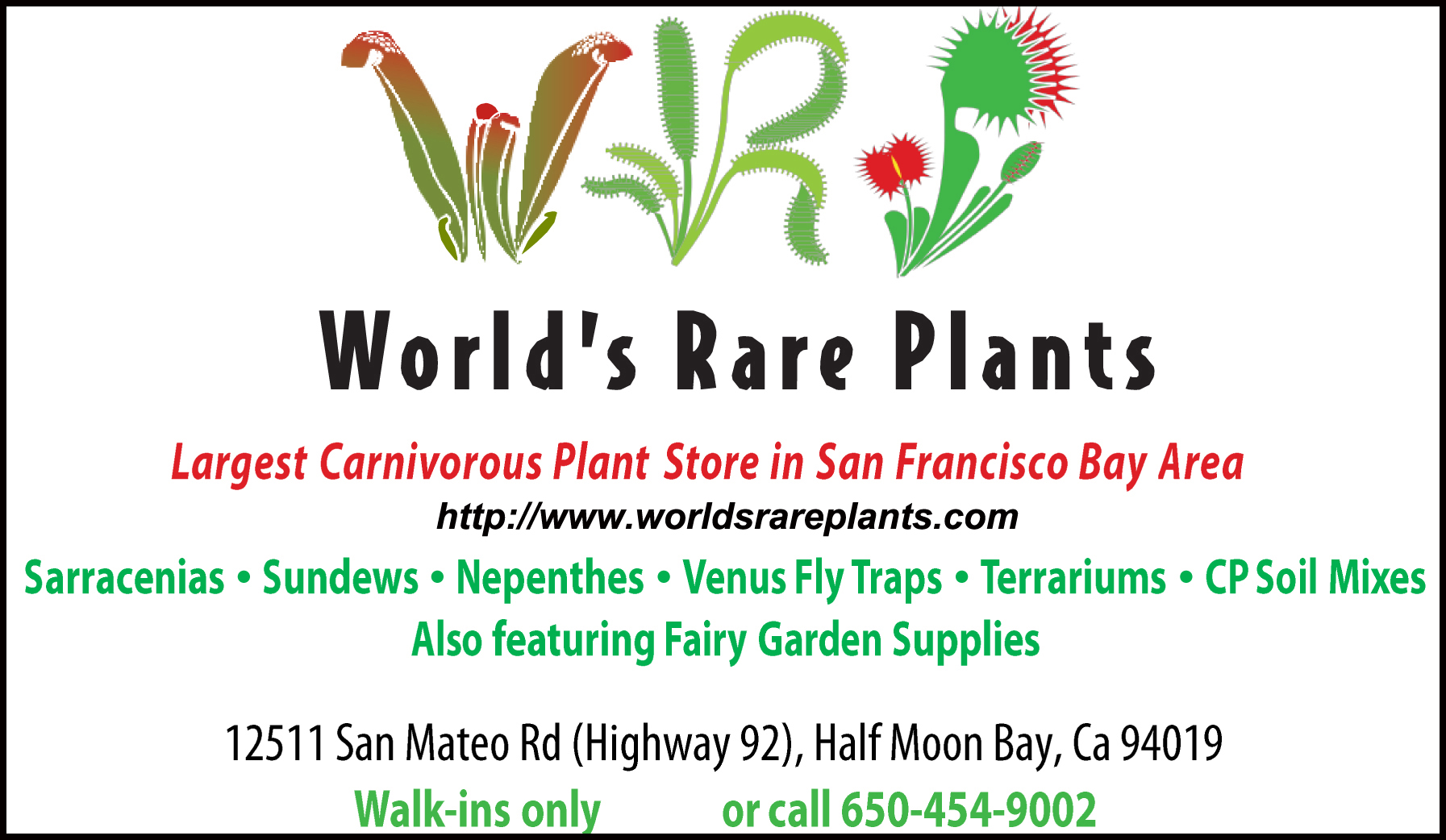 World Rare Plants