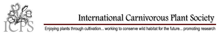 International Carnivorous Plants Society logo